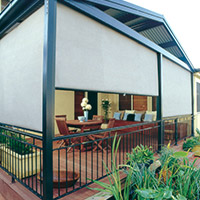 4. Channel Roll-up Fabric Awnings