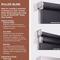 1. Holland Blinds