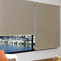 3. Holland Blinds