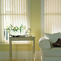 1. Vertical Drapes