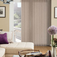 4. Vertical Drapes
